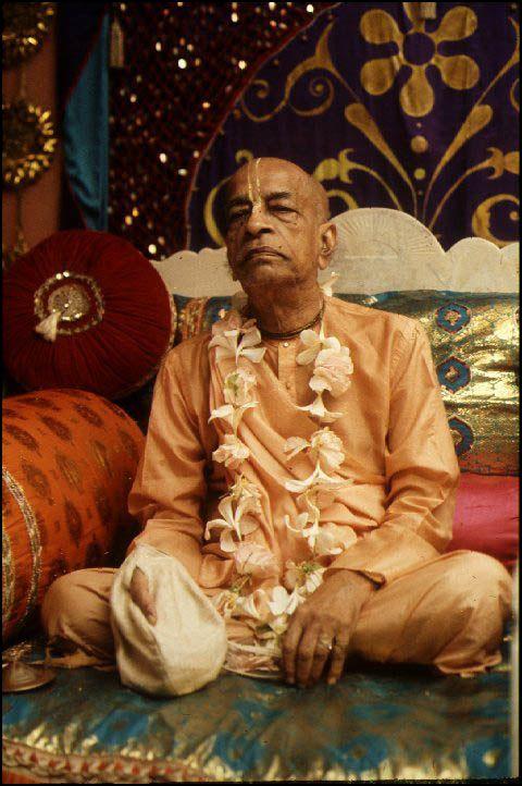 Śrīla Prabhupāda's Hare Krishna Society